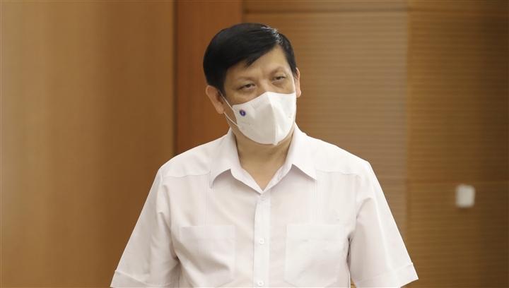 """Bộ trưởng Y tế: """"Nhiều ổ dịch ở Bắc Ninh không rõ đường lây truyền"""""""