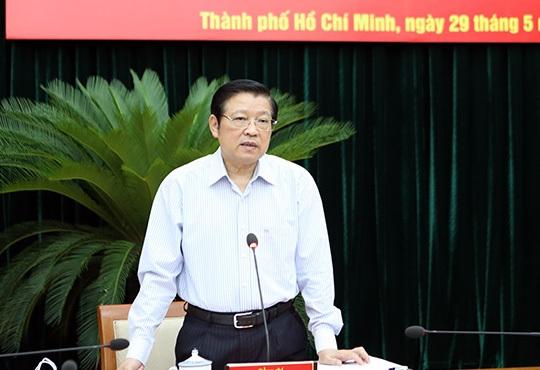 Ban Nội chính T.Ư đề nghị TP.HCM hoàn trả 26.000 tỷ đồng ứng cho Thủ Thiêm - 1