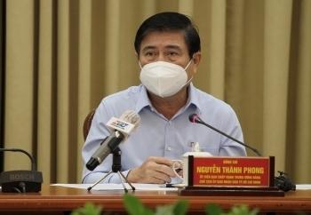 TP.HCM phong tỏa toàn bộ quận Gò Vấp và phường Thạnh Lộc (quận 12)