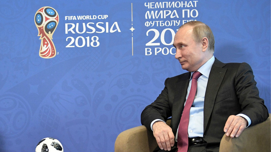 tong thong putin dich than du le khai mac world cup 2018