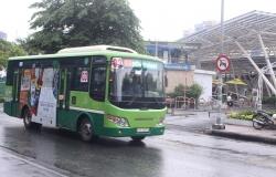 Vì sao 4 lần đấu giá quảng cáo trên xe buýt ở TP.HCM thất bại?