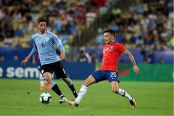 copa america 2019 bo lo nhieu co hoi chile nhan that bai toi thieu truoc uruguay
