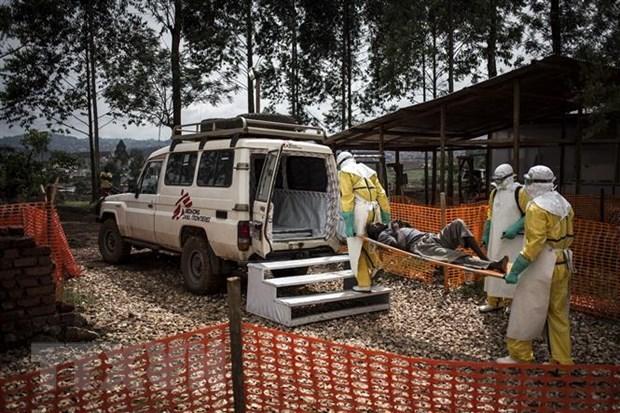 bung phat o dich ebola moi tai vung tay bac chdc congo