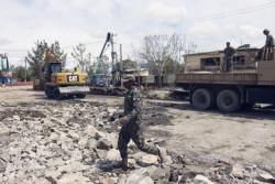 afghanistan qua bom ven duong phat no hon 10 nguoi thuong vong
