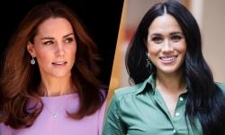 Kate muốn ngừng bị so sánh với Meghan