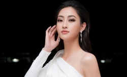 luong thuy linh khoe nhan sac ruc ro tai hoa khoi sinh vien press beauty 2020
