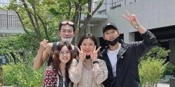 Song Joong Ki lần đầu lộ diện sau tin đồn hẹn hò nữ luật sư