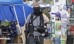 Nổ súng tại 'khu tự trị' Mỹ, một người chết