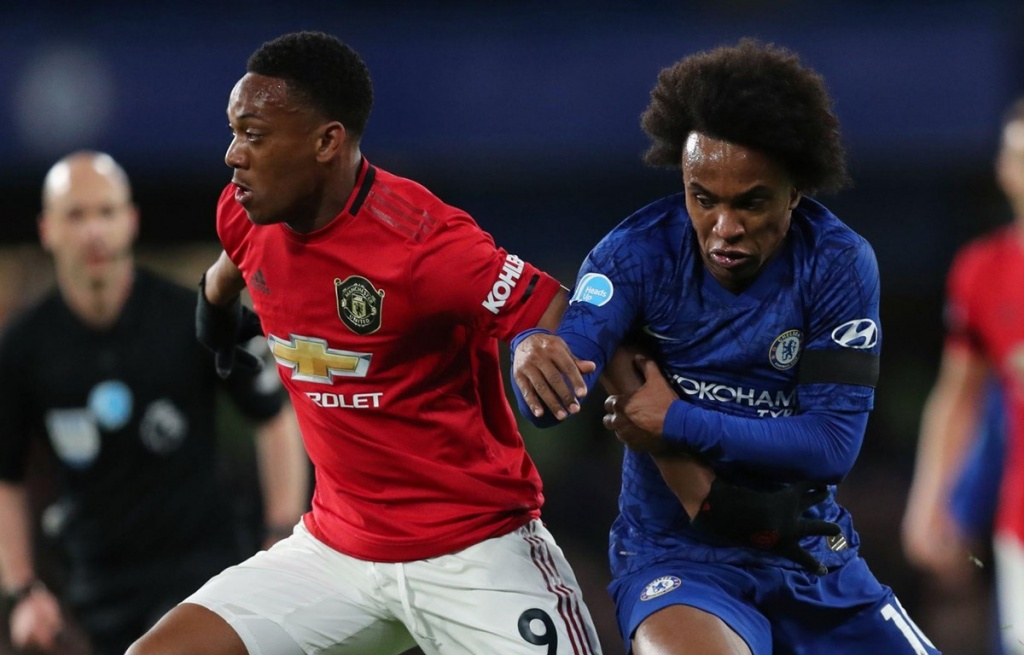manchester united dai chien chelsea o ban ket cup fa