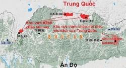 trung quoc doi chu quyen khu bao ton cua bhutan