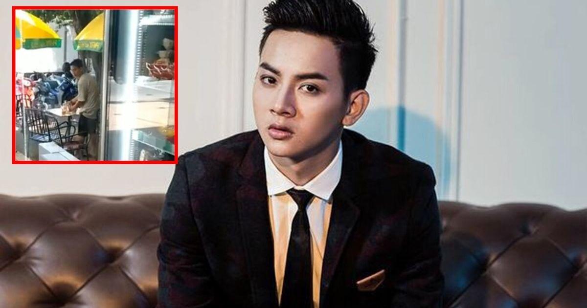 Sự thật chuyện Hoài Lâm bỏ ca hát, bán cà phê mưu sinh sau ly hôn