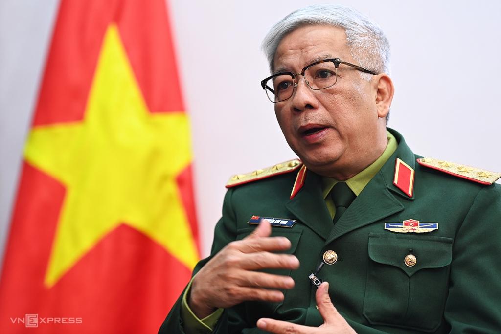 Thứ trưởng Nguyễn Chí Vịnh:
