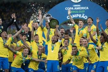 Argentina, Colombia bị tước quyền đăng cai, Brazil thành chủ nhà Copa America