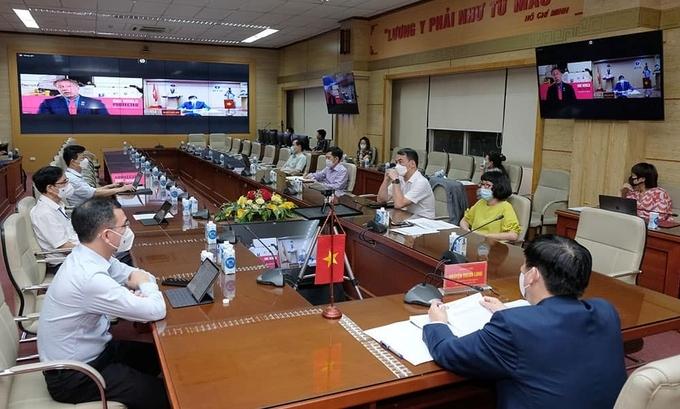 Việt Nam muốn xây dựng nhà máy vaccine Covid-19 - VnExpress