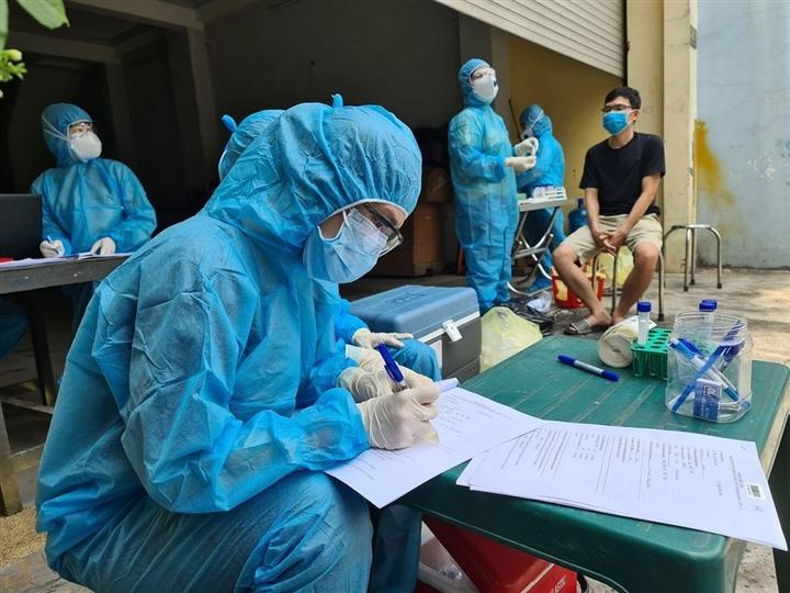 TP.HCM thêm 11 người dương tính SARS-CoV-2 liên quan hội thánh Phục Hưng - 2