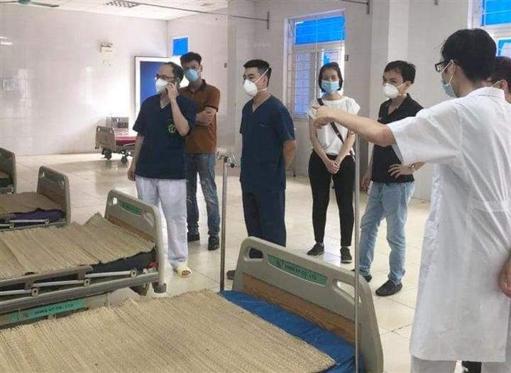 Bác sĩ ở tâm dịch: 'Điều trị ca COVID-19 nặng ở Bắc Giang áp lực hơn Đà Nẵng' - 2