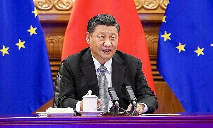 Ông Tập muốn Trung Quốc mở rộng vòng tròn bạn bè