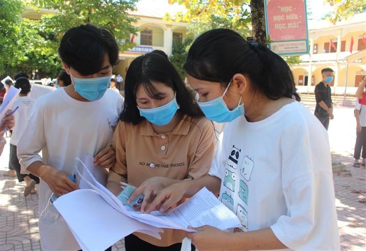 Thi lớp 10 ở Hà Nội: Những thông tin quan trọng thí sinh phải nhớ - 2