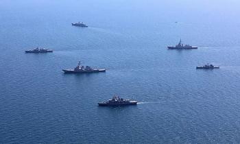 Nga dọa đáp trả diễn tập hải quân NATO - Ukraine