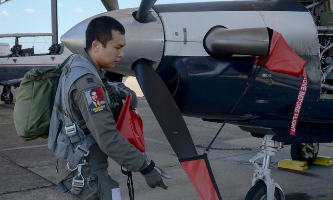 Tư lệnh Mỹ nói Việt Nam đặt mua máy bay huấn luyện T-6
