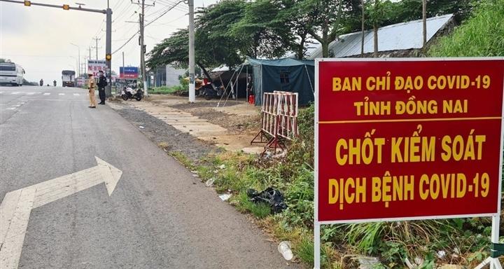 Người từ TP.HCM về Đồng Nai phải cách ly 21 ngày, tự trả phí
