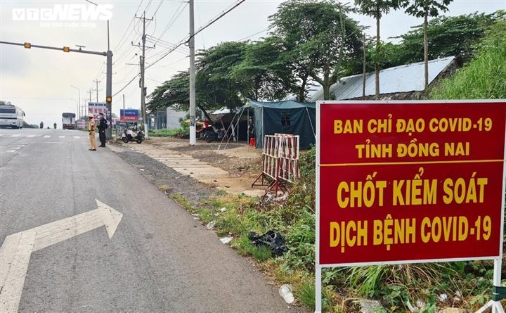 Người từ TP.HCM về Đồng Nai phải cách ly 21 ngày, tự trả phí - 1