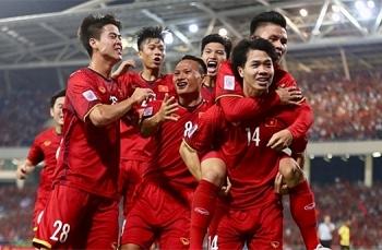 Lịch thi đấu đội tuyển Việt Nam vòng loại World Cup 2022
