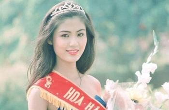 Hoa hậu Thu Thủy đột ngột qua đời ở tuổi 45