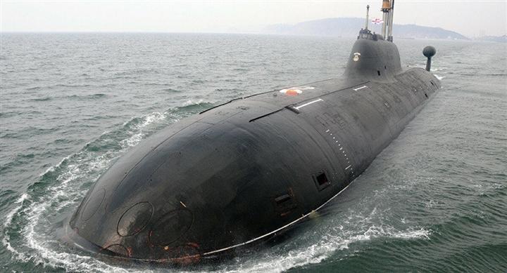 Ấn Độ trả tàu ngầm hạt nhân sau 10 năm thuê của Nga