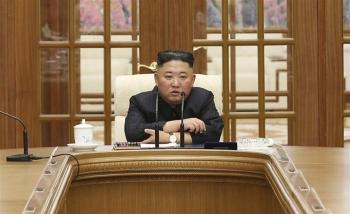 Ông Kim Jong-un xuất hiện trước công chúng sau một tháng
