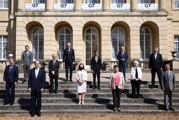 G7 đạt thỏa thuận tăng thuế các tập đoàn công nghệ lớn