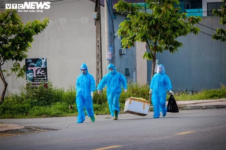 Hà Tĩnh tiếp tục ghi nhận thêm 3 người dương tính với SARS-CoV-2 - 1