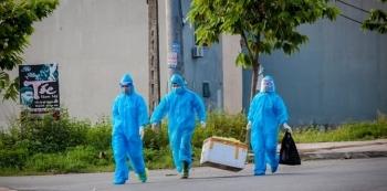 Hà Tĩnh tiếp tục ghi nhận thêm 3 người dương tính với SARS-CoV-2