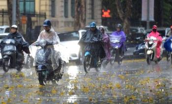 Bắc Bộ mưa lớn, lũ quét và sạt lở đất rình rập nhiều nơi