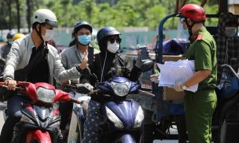 Ca nhiễm TP HCM xếp thứ tư cả nước