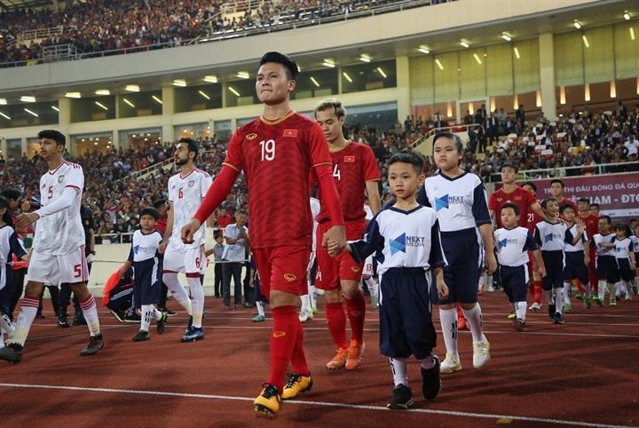 Xem miễn phí các trận đấu vòng loại World Cup của đội tuyển Việt Nam - 1