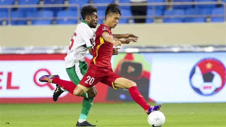 Tuyển Việt Nam đè bẹp Indonesia, vững ngôi đầu vòng loại World Cup 2022 - 1