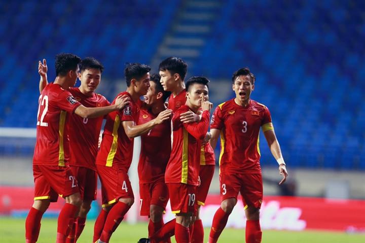 Chủ tịch nước thưởng đội tuyển Việt Nam 1 tỷ đồng