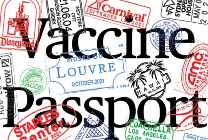 """""""Hộ chiếu vaccine"""" - phao cứu sinh của du lịch thế giới"""