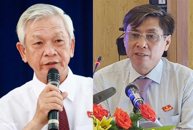 Khởi tố, bắt tạm giam 2 nguyên Chủ tịch tỉnh Khánh Hoà
