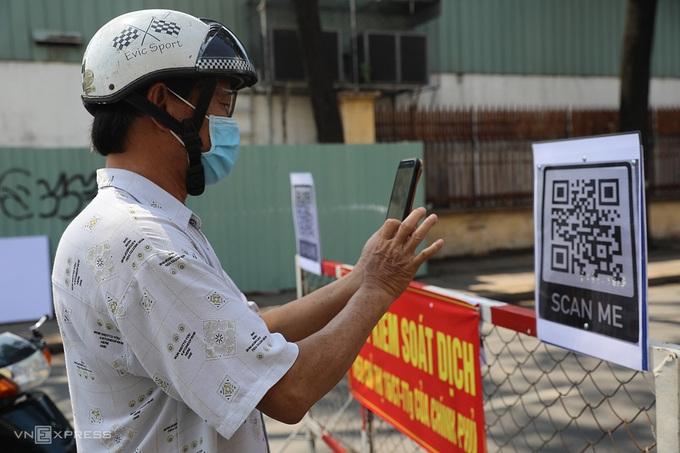 TP HCM kêu gọi khai báo y tế, không để virus lây nhiều chu kỳ