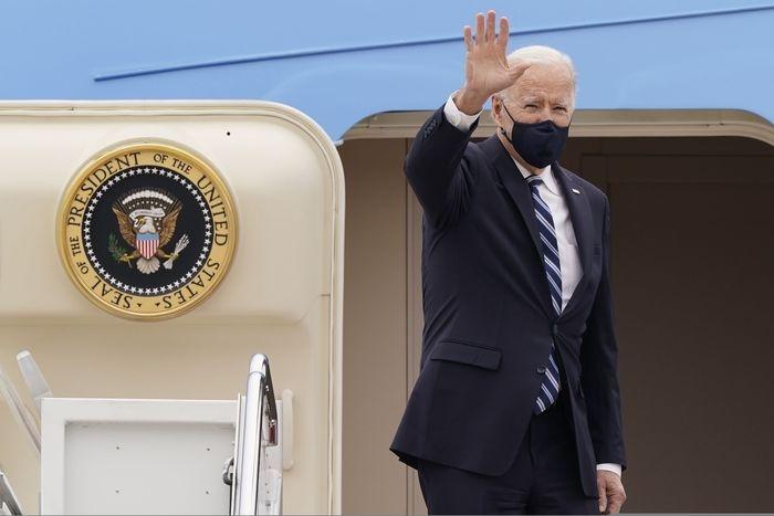 Tổng thống Biden lần đầu rời nước Mỹ, công du 8 ngày tới châu Âu