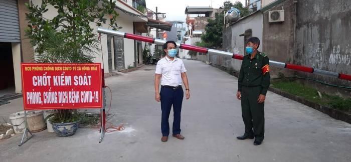 Bắc Giang yêu cầu 'nhà nhà cửa đóng then cài' tại nhiều huyện - 1