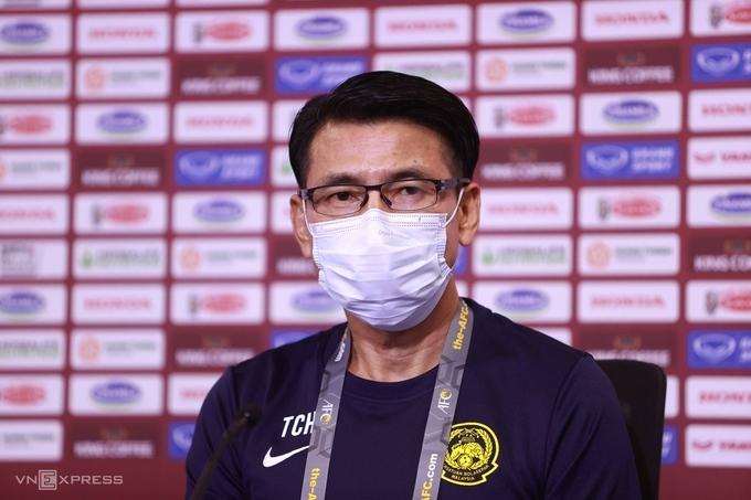 """HLV Malaysia: """"Thật tốt vì Việt Nam vắng Quang Hải"""" - VnExpress"""