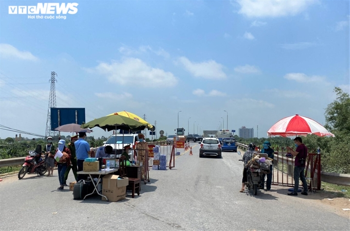 Hôm nay, Bắc Ninh nới lỏng cách ly sang giãn cách xã hội tại 4 huyện - 1