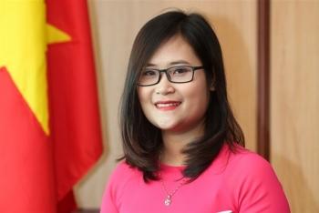 Cô giáo người Mường Hà Ánh Phượng trúng cử đại biểu Quốc hội khoá XV