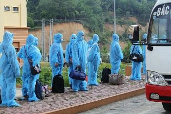 Bắc Giang sẽ đưa 30.000 công nhân về các tỉnh
