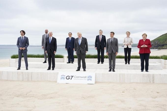 G7 thoát bóng Trump