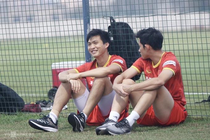 Tuấn Anh khó dự trận đấu UAE   VnExpress