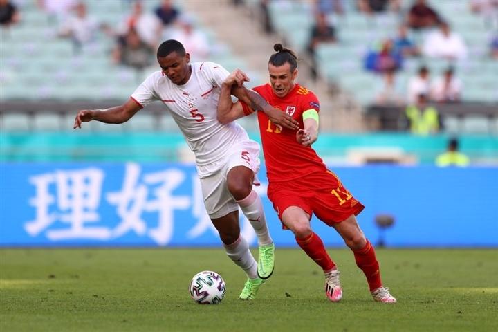 Kết quả EURO 2020: Gareth Bale mờ nhạt, Xứ Wales cầm hòa Thụy Sĩ